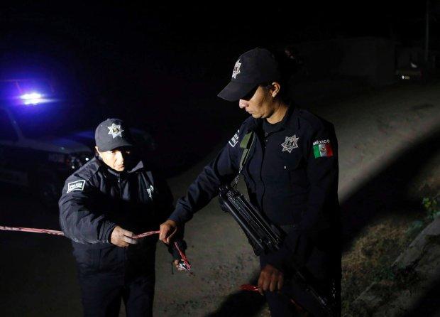"""Meksyk: policja odnalaz�a skradziony materia� radioaktywny. """"Z�odzieje sami nie wiedzieli, co ukradli"""""""