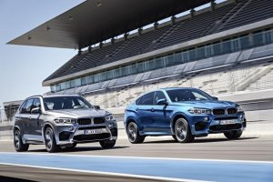Salon Los Angeles 2014 | BMW X5 M i X6 M | Monstrualna Moc
