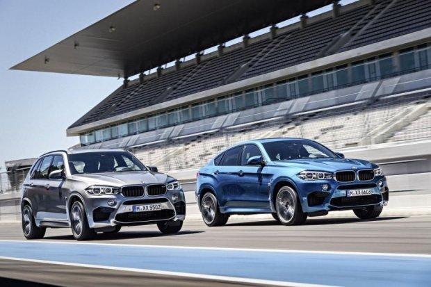Salon Los Angeles 2014 | BMW X5 M i X6 M | Monstrualna Moc