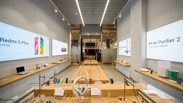 Krakowski salon Mi Store