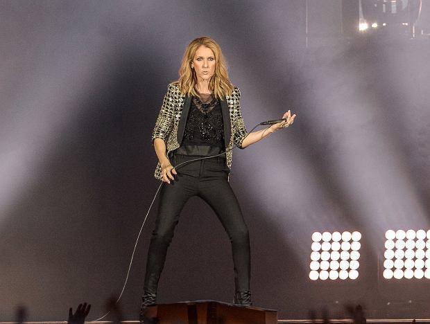 Celine Dion w 2017