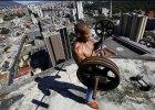 Slums w opuszczonym wie�owcu w samym sercu Caracas - witamy w Torre de David