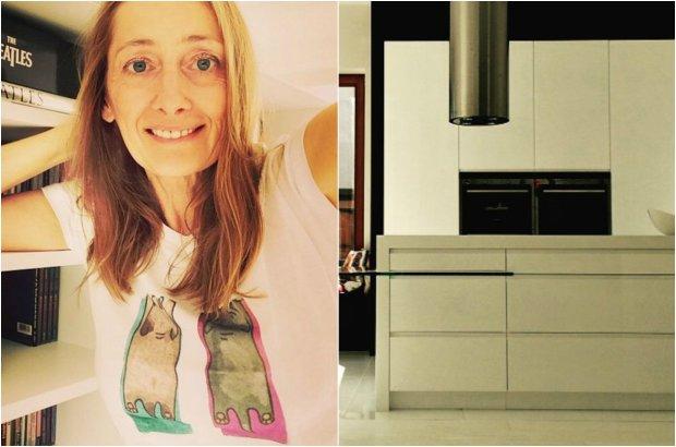 Beata Pawlikowska: Przeprowadzi�am si�. Mam najpi�kniejszy dom na �wiecie. Faktycznie, pi�kny!
