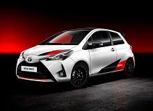Toyota Yaris GRMN w mocno limitowanej produkcji