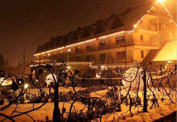 Hotel Wersal, adam bachleda curuś