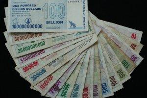 Koniec dolara Zimbabwe. Mo�na go wymieni� po kursie 35 bld. (35000000000000000) za dolara USA