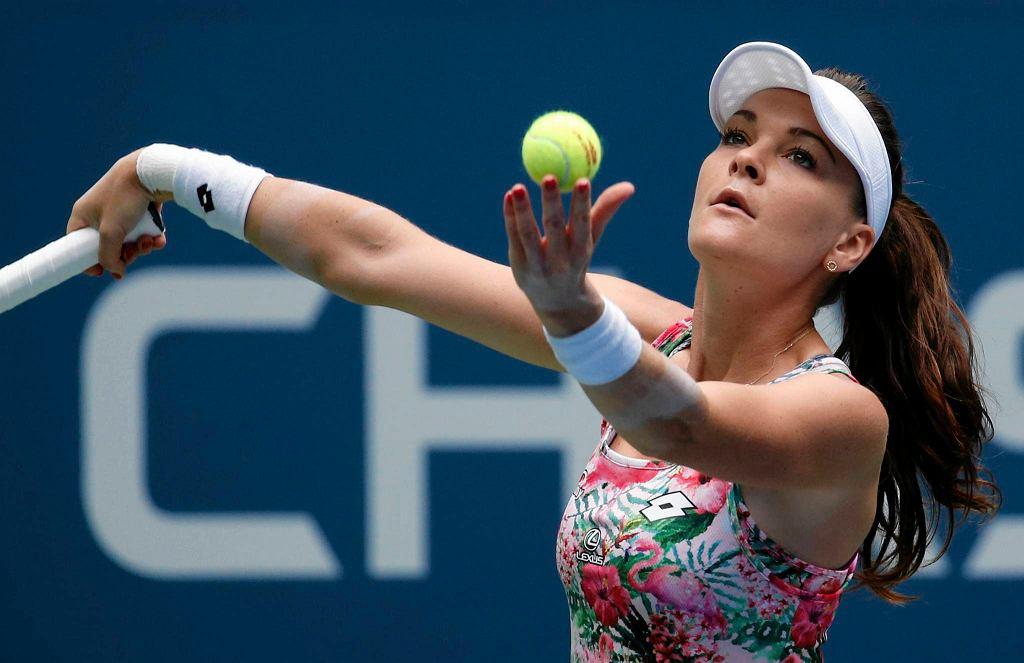 Zdjęcie numer 5 w galerii - Tenis. WTA w Hongkongu. Radwańska pewnie wygrywa pierwszy mecz