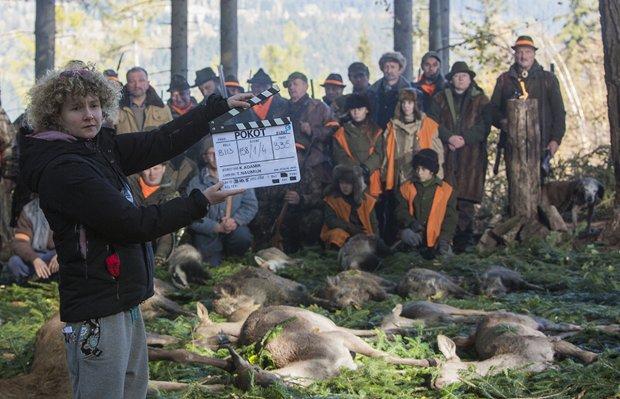 """Zobacz trailer filmu Agnieszki Holland """"Pokot"""". Uroczysta premiera na prowincji"""
