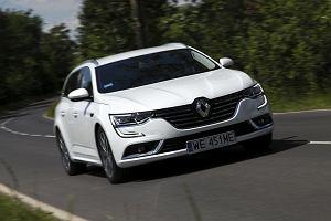 Renault Talisman Grandtour | Pierwsza jazda | Mo�na si� zakocha�