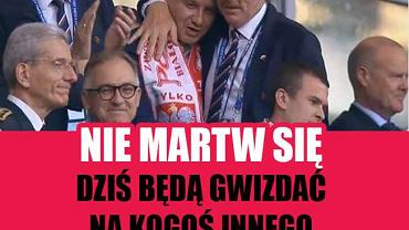Zbigniew Boniek do Andrzeja Dudy