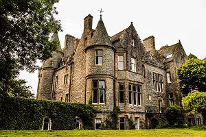 Kto nie ryzykuje, ten nie... wygrywa zamku! Wygraj w loterii położony w Szkocji zamek Orchardton