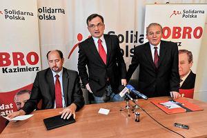 PiS zastrasza� dziennikarzy? Ziobry�ci donios� do prokuratury