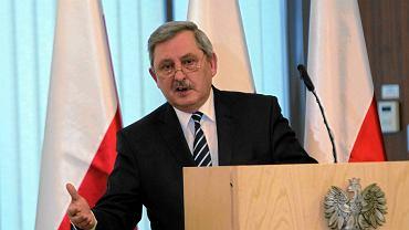 Prof. Roman Hauser, prezes Naczelnego Sądu Administracyjnego