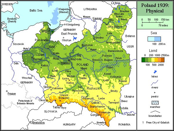 Polska w 1939 r.