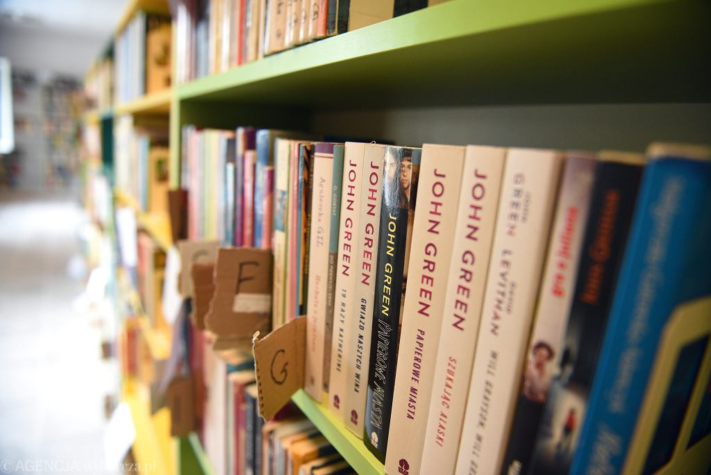 Książki dla hospicjum