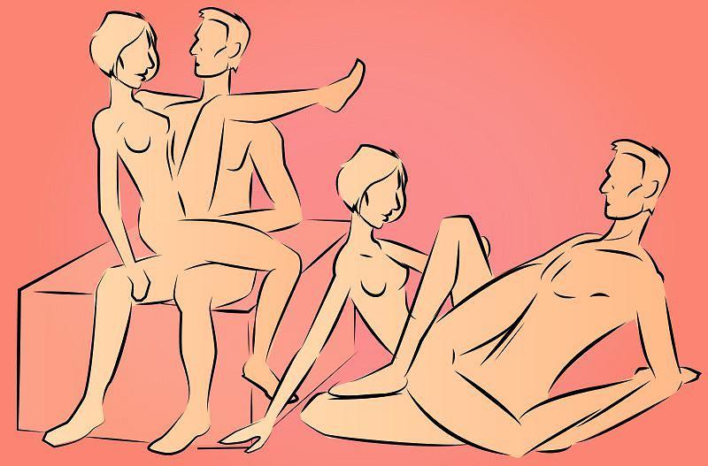 Pozycje seksualne na boku to okazja do szczególnej bliskości i nowych doznań
