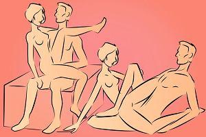 Nie tylko na łyżeczkę i niekoniecznie dla leniuchów. 16 pozycji seksualnych bocznych