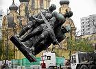 """IPN i muzeum chcą przejąć pomnik """"czterech śpiących"""". Miasto nie chce go oddać"""