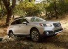 Salon Nowy Jork 2014 | Subaru Outback | Po raz pi�ty