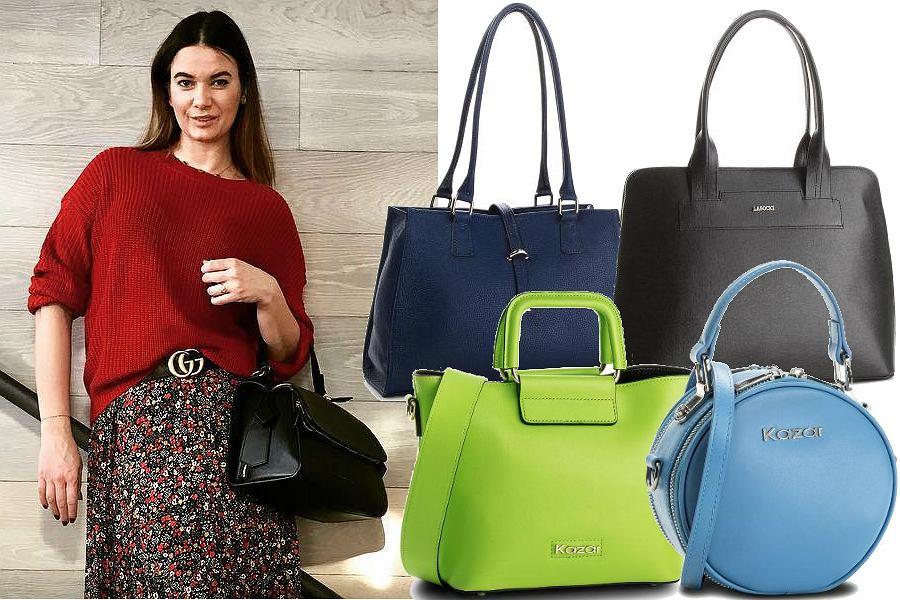 d216d231afdf1 Piękne torebki polskich marek  Lasocki i Kazar. Fanki klasyki zakochają się  w beżowej od Lasockiego!