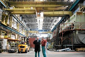 Sp�ka miliardera z Katowic chce kupi� jedn� z najs�ynniejszych polskich firm