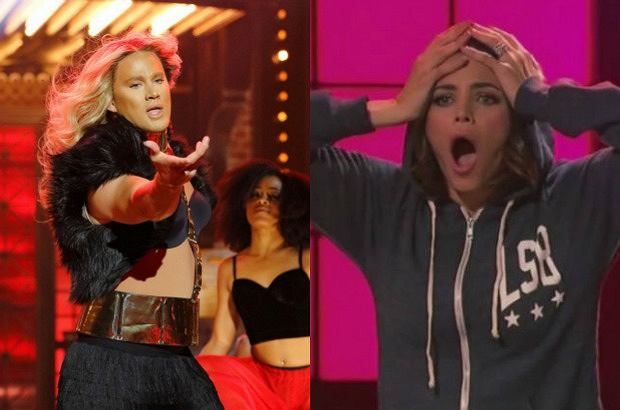 Channing Tatum i Jenna Dewan