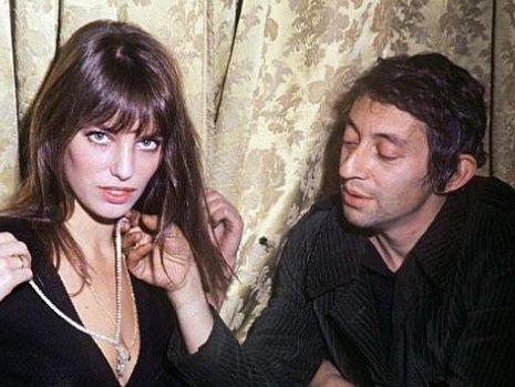 Opuchni�te oczy. To przez nie wygl�dam jak Serge Gainsbourg, a wola�abym jak Jane Birkin
