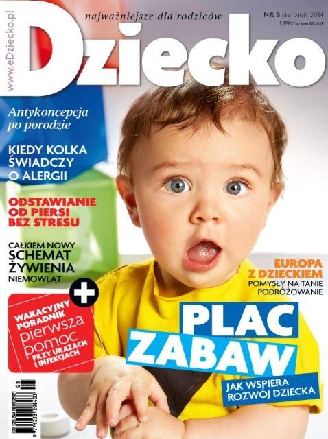 """Nowy numer miesięcznika """"DZIECKO"""" w kioskach od 3 lipca"""