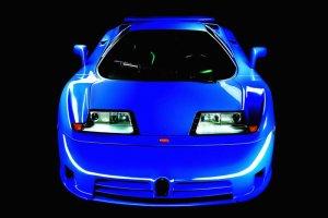 Samochody prawie nieznane | Bugatti EB110 | D��enie do perfekcji