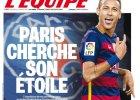 Ligue 1. L'Equipe: PSG chce Neymara!