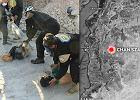Atak chemiczny w Syrii. Wśród ofiar uduszenia są dzieci