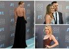Gwiazdy na gali Critics' Choice Awards: Huntington-Whiteley elegancka i seksowna, pi�kna Aniston, stylowa Dunst. Pojawi�a si� te� jedna Polka