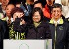 Cyberatak na now� prezydent Tajwanu