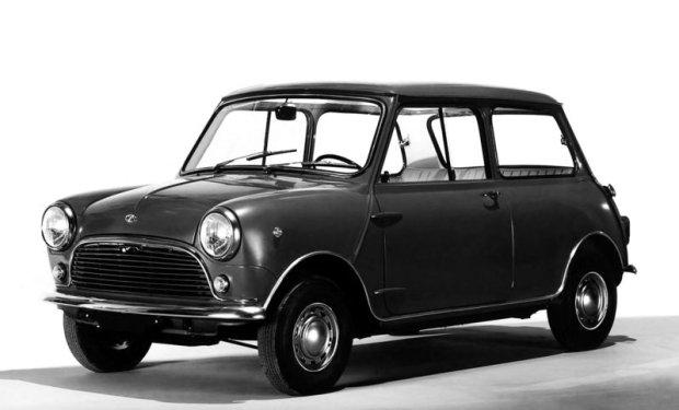 Innocenti Mini z 1965