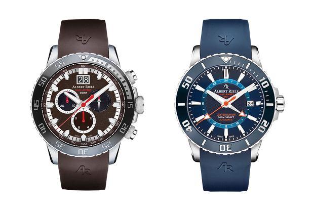 Albert Riele - zegarki z kolekcji Challenger