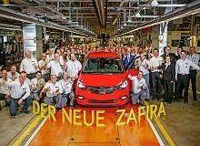 Opel Zafira | Ruszyła produkcja nowego minivana