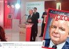 """Jarosław Kaczyński Człowiekiem Roku """"Wprost"""""""
