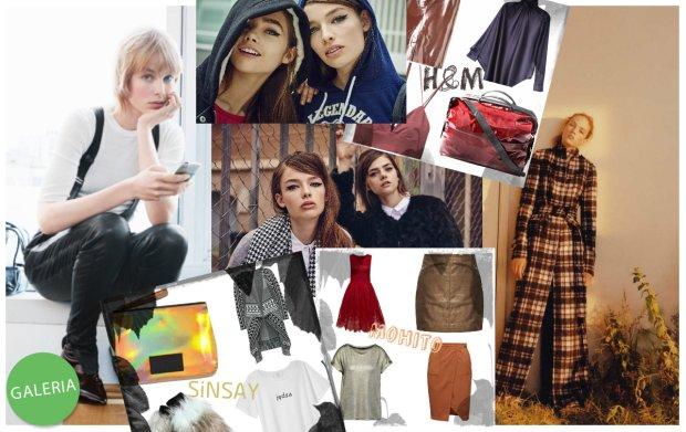 Przegl�d jesiennych trend�w z sieci�wek (ponad 30 produkt�w Zara, H&M, Cropp, SiNSAY, Mohito)