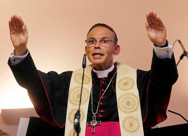 Franz-Peter Tebartz-van Elst, biskup Limburga