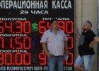 Rubel pikuje. Rosyjska waluta jest najtańsza od lutego