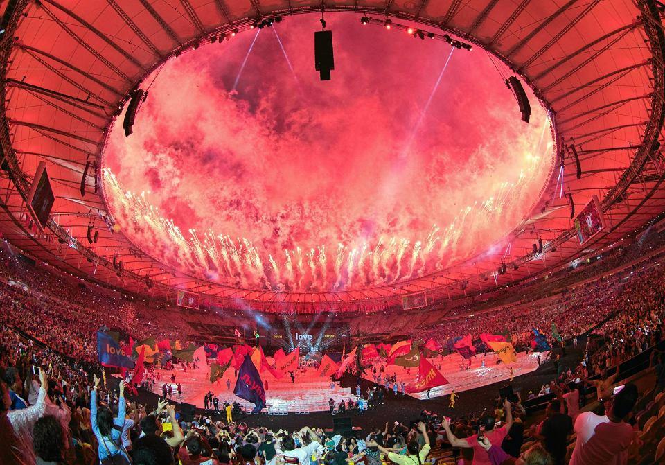 Ceremonia zamknięcia igrzysk paraolimpijskich w Rio