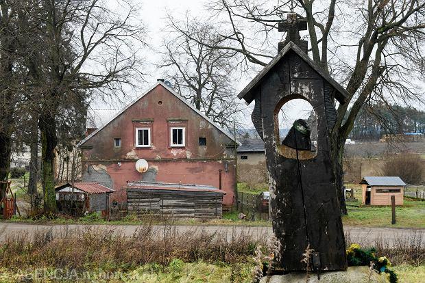 Nawiedzony dom w Turzy Wielkiej koło Działdowa