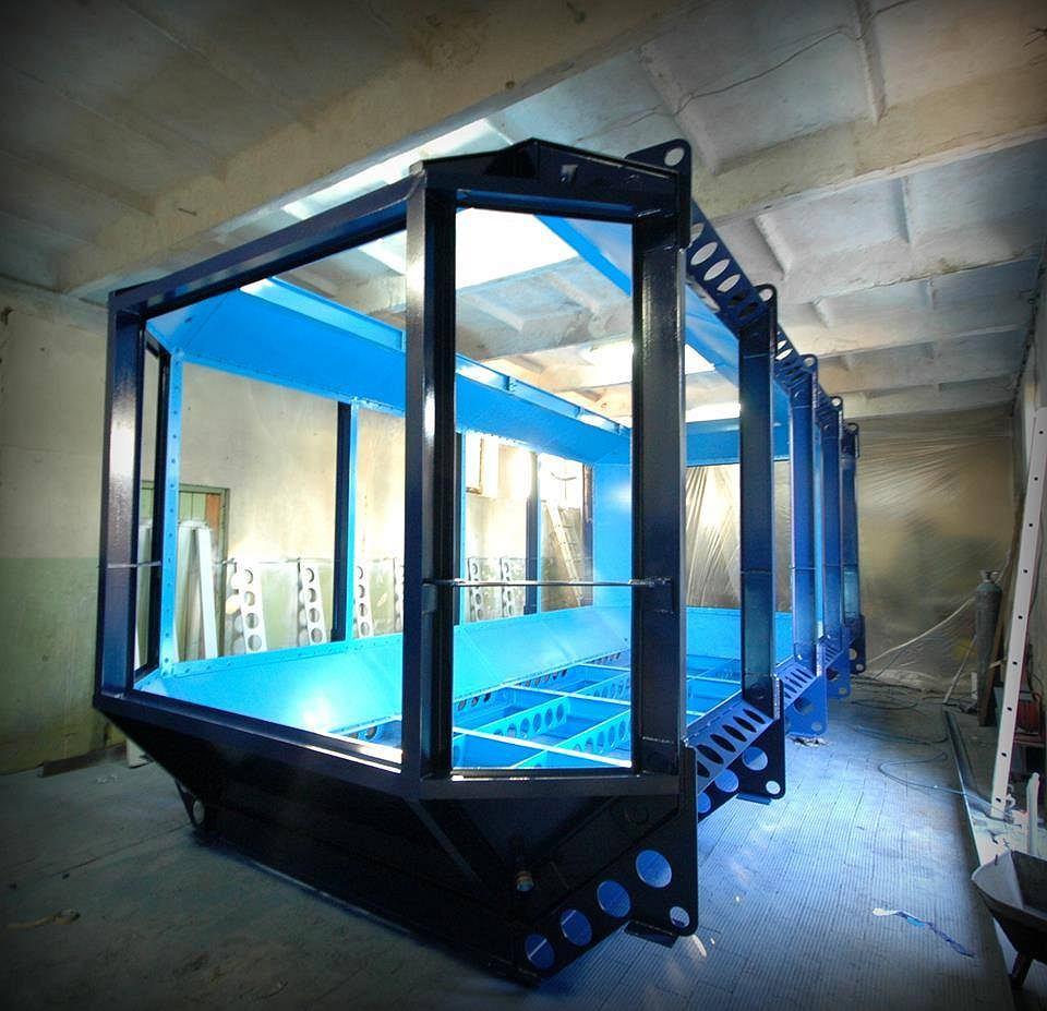 Dive Sport Warsaw. Budowa basenu dla płetwonurków, który stanie nad Wisłą