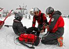 W dzie� narciarze, w nocy bijatyki. SOR w Zakopanem zu�ywa 50 kg gipsu dziennie