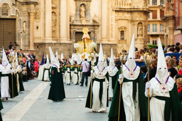 Wielkanoc w Hiszpanii - Semana Santa