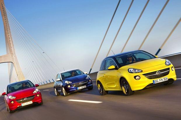 Opel liderem sprzedaży w lipcu