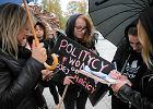 Strajk kobiet w Częstochowie
