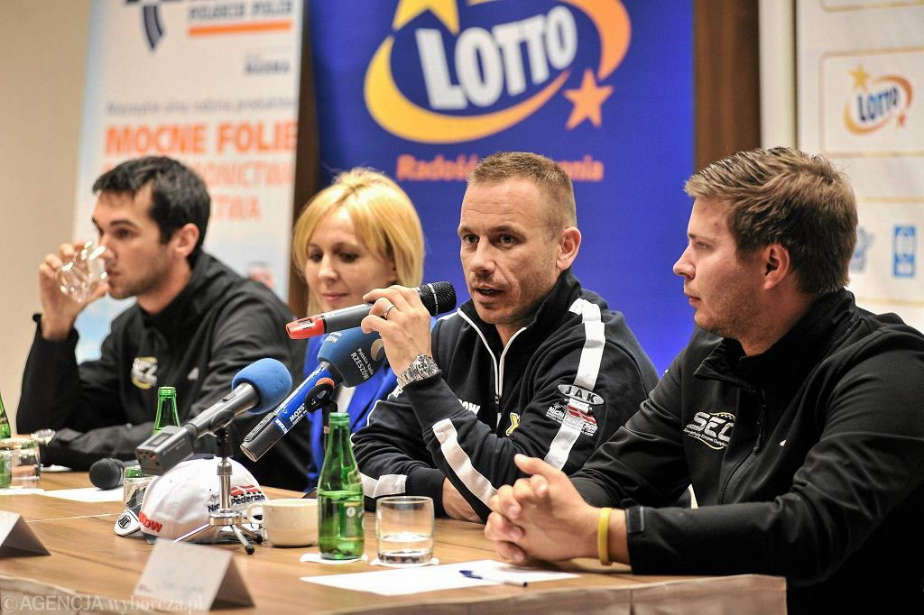 Konferencja przed Speedway European Championships w Rzeszowie