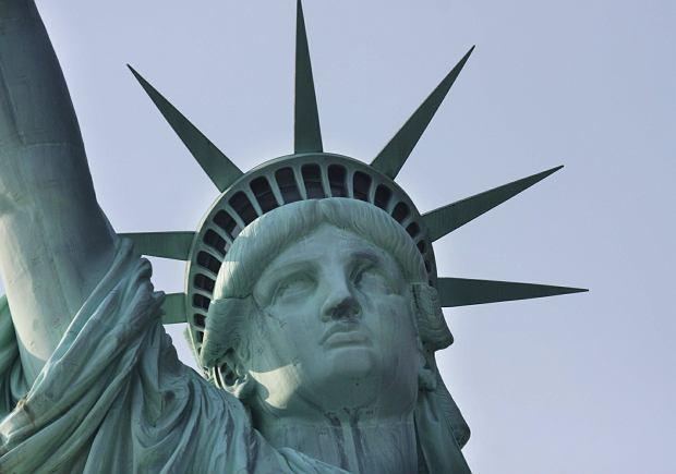 Statua Wolności zamknięta przez shutdown