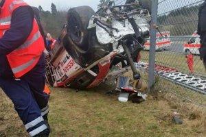 Analizujemy tragiczny wypadek Nissana GT-R na torze Nürburgring